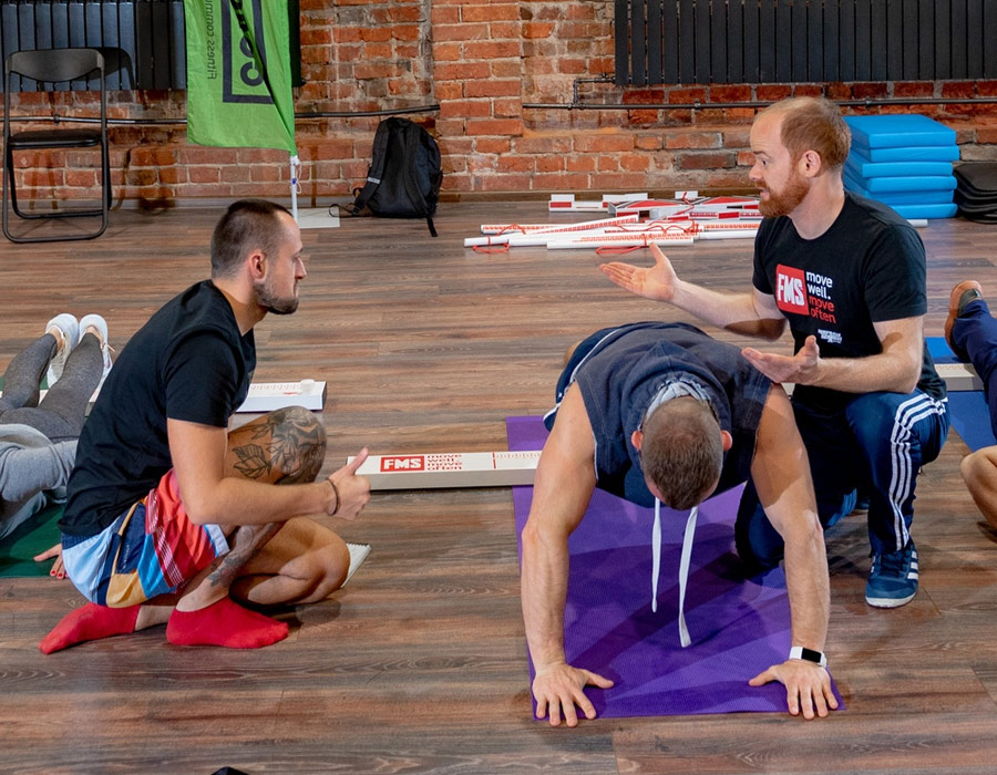 FMS Level 2 – Return to Movement