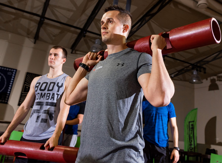 ViPR. Loaded Movement Training Level 1